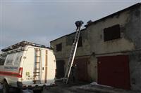 Взрыв баллона с газом на Алексинском шоссе. 26 декабря 2013, Фото: 18