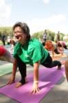 Фестиваль йоги в Центральном парке, Фото: 42
