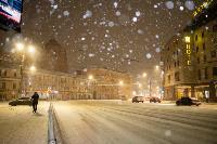 В Туле ночью бушевал буран, Фото: 2