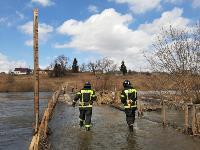 Паводок отступает: транспортное сообщение по мостам в Одоевском и Суворовском районах восстановлено, Фото: 2