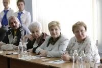 Учащиеся Волхонщинской средней школы показали Алексею Дюмину школьный музей боевой славы, Фото: 6