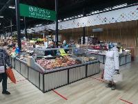 В Туле после капитального ремонта открылся рынок «Салют»., Фото: 1