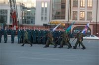 Репетиция парада на 9 Мая. 3.05.2014, Фото: 27