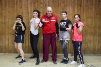 Женский бокс: тренировка , Фото: 26