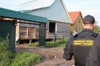 Снос незаконных построений в Плеханово 18 августа., Фото: 4