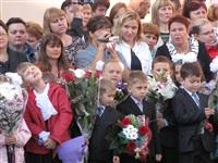 Первый учебный день в школе №25, Фото: 2