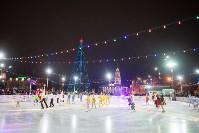 Туляки отметили Старый Новый год ледовым шоу, Фото: 36