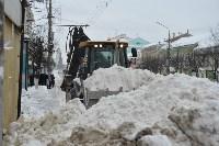 Снегопад в Туле. 19 января 2016 года, Фото: 62
