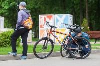 В Туле прошел большой велопарад, Фото: 19
