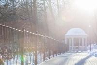 Морозное утро в Платоновском парке, Фото: 29