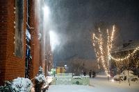 В Туле ночью бушевал буран, Фото: 72