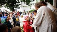 Крещение жителей Новомосковска, Фото: 60