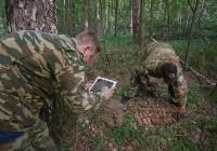 В лесу под Тулой поисковики нашли тайник с гранатами, Фото: 11