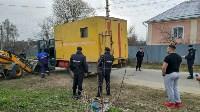 Отключение газа на ул. Шевченко в Туле, Фото: 12