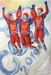 Дети рисуют Олимпиаду в Сочи-2014, Фото: 5