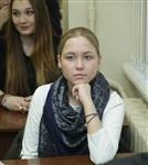 Встреча Дениса Бычкова со студентами иняза ТГПУ, Фото: 9