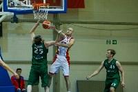 Тульские баскетболисты «Арсенала» обыграли черкесский «Эльбрус», Фото: 25