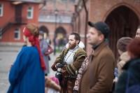Средневековые маневры в Тульском кремле. 24 октября 2015, Фото: 184