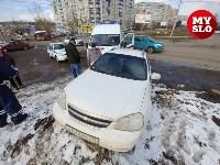 "ДТП скорая и ""Шевроле"" 13.03, Фото: 3"