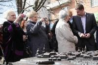 В Туле появилась новая скульптура «Исторический центр города», Фото: 21