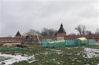 Осмотр кремля. 2 декабря 2013, Фото: 2