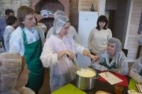 В Заокском районе приготовили камамбер с благородной плесенью, Фото: 26