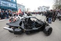 Открытие мотосезона в Новомосковске, Фото: 140