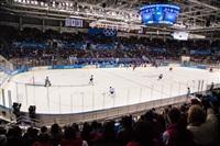 Женский хоккейный матч Канада-Финляндия. Зимняя Олимпиада в Сочи, Фото: 5