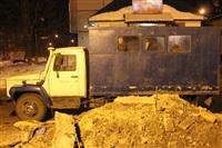 Порыв отопления в Ефремове, 22.01.2014, Фото: 5
