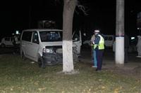 В ДТП на пр. Ленина в Туле ранены два человека, Фото: 1
