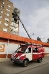 Пожар на проспекте Ленина, Фото: 40