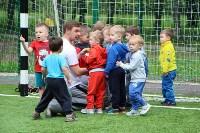 В тульских парках заработала летняя школа футбола для детей, Фото: 8