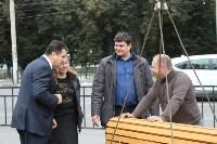 Установка арт-объекта на Красноармейском проспекте, Фото: 14