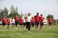 Тренировка «Арсенала» на стадионе «Желдормаш», Фото: 1