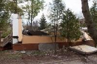 Снос здания детского сада, Фото: 7