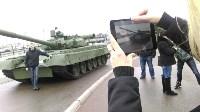Виртуальные и настоящие танки от «Ростелекома» на тульской земле для журналистов и блогеров ЦФО, Фото: 61