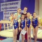 Туляки на соревнованиях по спортивной гимнастике в Брянске., Фото: 3