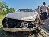 В серьезном ДТП под Тулой пострадали шесть человек, Фото: 7