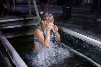 Крещенские купания в Центральном парке Тулы-2021, Фото: 206