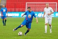 Игра легенд российского и тульского футбола, Фото: 34
