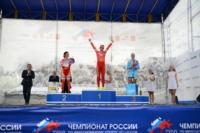 Награждение. Чемпионат по велоспорту-шоссе. Женская групповая гонка. 28.06.2014, Фото: 34