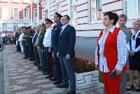 Присяга в Тульском суворовском училище: фоторепортаж, Фото: 7