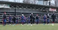 Канониры готовятся к игре против «Томи», Фото: 10