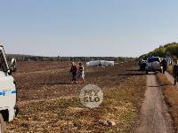 Падение самолета в Каменском районе , Фото: 7