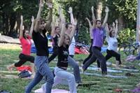 Йога в Центральном парке, Фото: 5