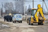 Бунт в цыганском поселении в Плеханово, Фото: 35