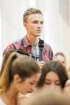 Гендиректор «Билайн» рассказал тульским студентам об успехе, Фото: 71