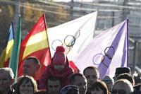 Второй этап эстафеты олимпийского огня: Зареченский район, Фото: 18