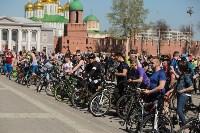 В семейном велопараде приняли участие сотни туляков , Фото: 12