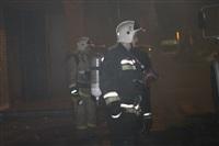 Пожар в здании бывшего кинотеатра «Искра». 10 марта 2014, Фото: 13